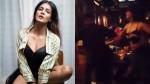 Meera Mithun Glaumer Dance In Mumbai Pub Goes Viral