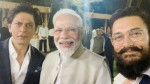 Bollywood Actors Meet Pm Modi To Mark 150 Years Of Mahatma Gandhi