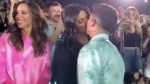 Priyanka Chopra Nick Jonas Kissing Video Goes Viral