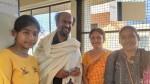 Rajini In Himalayas Now Shows New Photos
