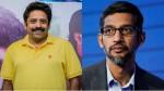 Director Seenu Ramasamy Demanding Google Ceo Sunder Pichai T0 Show Names In Tamil