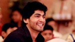 Actor Simbu Gifts A Book To Tharshan