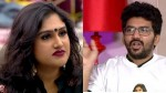 Vanitha Warns Kavin For Teasing Her In We Are The Boys Program