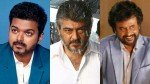 Speculations Starts Rounding About The Heroines Of Rajini 168 Ajith 60 Vijay