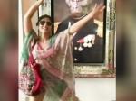 என்னம்மா ஸ்ரேயா, பிகினியில் இந்த ஆட்டம் போடுறீங்களேம்மா: வைரல் வீடியோ