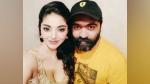 சிம்புவுடன் செல்ஃபி எடுத்த 'பிக் பாஸ்' தர்ஷனின் காதலி: வைரல் போட்டோ