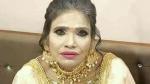 ப்பா.. என்னா மேக்கப்.. லோ பட்ஜெட்.. முடியலடா சாமி.. பாடகியை வச்சு செய்யும் நெட்டிசன்ஸ்!