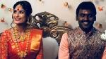 கேப்டன் மகனுக்கு திருமணம்: கோவை பெண்ணுடன் திடீர் நிச்சயதார்த்தம்!