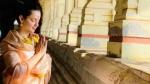 அடுத்த படமாவது ஓடணும் ஆண்டவா.. ராமேஸ்வரம் கோயிலில் புனித நீராடிய கங்கனா!