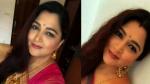 குஷ்புவின் கூந்தல் ரசியம்… ஆச்சரியத்தில் ரசிகர்கள்!