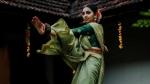 கிளாசிக்கல் டான்ஸில் கலக்கும் லட்சுமி மேனன்.. அசந்து போன ரசிகர்கள்!