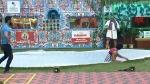 7 கல் விளையாட்டு.. பிக் பாஸ் வீட்டு நீச்சல் குளத்தில் விழுந்த பாலாஜி.. என்ன ஆச்சு தெரியுமா?