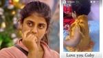 ரொம்ப ஹேப்பி.. கேபிக்கு ரியோ மனைவி சொன்ன எமோஷனல் மெசேஜ்.. என்னன்னு நீங்களே பாருங்க!