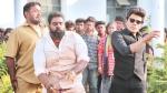 இணையத்தை தெறிக்க விடும் லெஜன்ட் சரவணனின் மாஸ் ஆக்ஷன் போட்டோஸ்