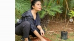 விவேக் நினைவாக மரங்கள் நட்ட ஆத்மிகா...வைரலாகும் ஃபோட்டோஸ்