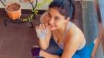 டைட்டான உடையில் அங்கங்கள் தெரிய… சாக்ஷி அகர்வாலின் ஹாட் பிக்ஸ் !