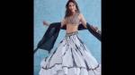 மாதுரி தீட்ஷித் அணிந்த லெஹங்காவின் விலை தெரியுமா...கேட்டா அசந்துவீங்க