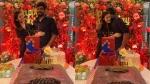 காதலர் விக்னேஷ் சிவனுக்கு நயன்தாரா கொடுத்த சர்ப்ரைஸ் கிஃப்ட்...வைரலாகும் ஃபோட்டோஸ்