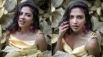 இலைகளுக்குள் ரோஜா பூ போல நிற்கும் அமலா பால்.. கவிதைகளை கொட்டும் ரசிகர்கள்!