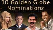 78வது கோல்டன் குளோப் விருதுகள்: பரிந்துரைப் பட்டியலில் இடம்பிடித்த படங்கள் என்னன்னு பாருங்க!