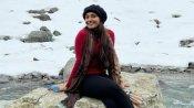 காஷ்மீர் பியூட்டிஃபுல் காஷ்மீர்... கூடுதல் அழகாக்கும் நடிகை ஆண்ட்ரியா!