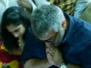 'அம்மா' உடலைப் பார்க்க ஓடோடி வந்த அஜித்... இன்று அதிகாலை நினைவிடத்தில் அஞ்சலி செலுத்தினார்!