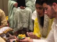 மும்பையில் களைகட்டும் பிரியங்கா சோப்ராவின் நிச்சயதார்த்த பார்ட்டி..!!