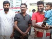 பாரதிராஜா, சசிகுமார் இணையும் கென்னடி  கிளப்