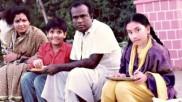 வழுக்கைத் தலையுடன் காமெடி ஜாம்பவான் கவுண்டமணி..வைரலாகும் பழைய போட்டோ!
