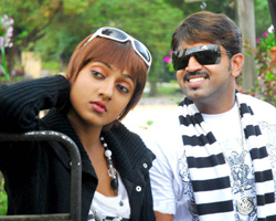 Arun Vijay with Sheela