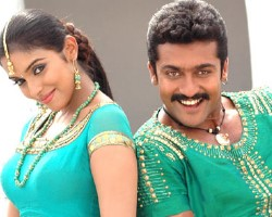 Surya with Asin