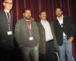 Amir and Karthi in Berlin film fest