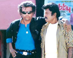 Rajini and Goundamani