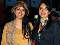 Swathi with Vimala Raman