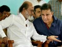 'கங்கிராட்ஸ் சூப்பர் ஸ்டார் ரஜினிகாந்த்...', 'தேங்க்ஸ் கமல்!'
