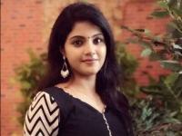 'விஜய் சார் இஸ் வெரி நைஸ்..' - 'விஜய் 62' நடிகை வைஷாலி தனிகா பேட்டி #Exclusive