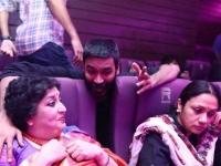 அத்தையுடன் தியேட்டரில் #Petta பார்த்த தனுஷ்: மாமா தரமான சம்பவம் செஞ்சிட்டாராம்