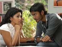 Shriya and Danush