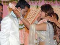 Rambha Gets Engaged to Indran
