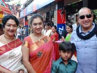 Vijayakumar, Manjula and Family
