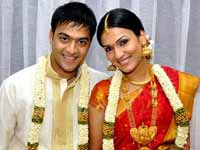 Soundarya Rajini and Ashwin Kumar