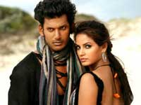 Vishal and Neetu Chandra