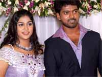 Vikranth and his Wife Manasa