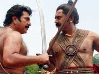 Mamooty and Sarath Kumar