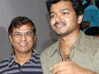S A Chandrasekaran and Vijay