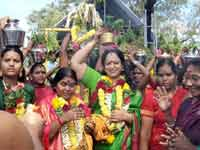 Nalini turns Spiritual