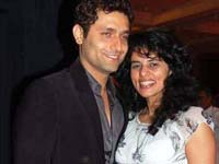 Shiney Ahuja wife Anu