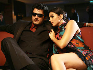 Ajith and Namitha