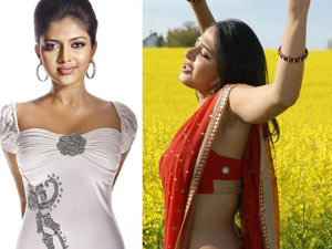 Anushka and Amala Paul