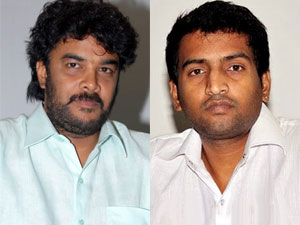 Sundar C and Santhanam